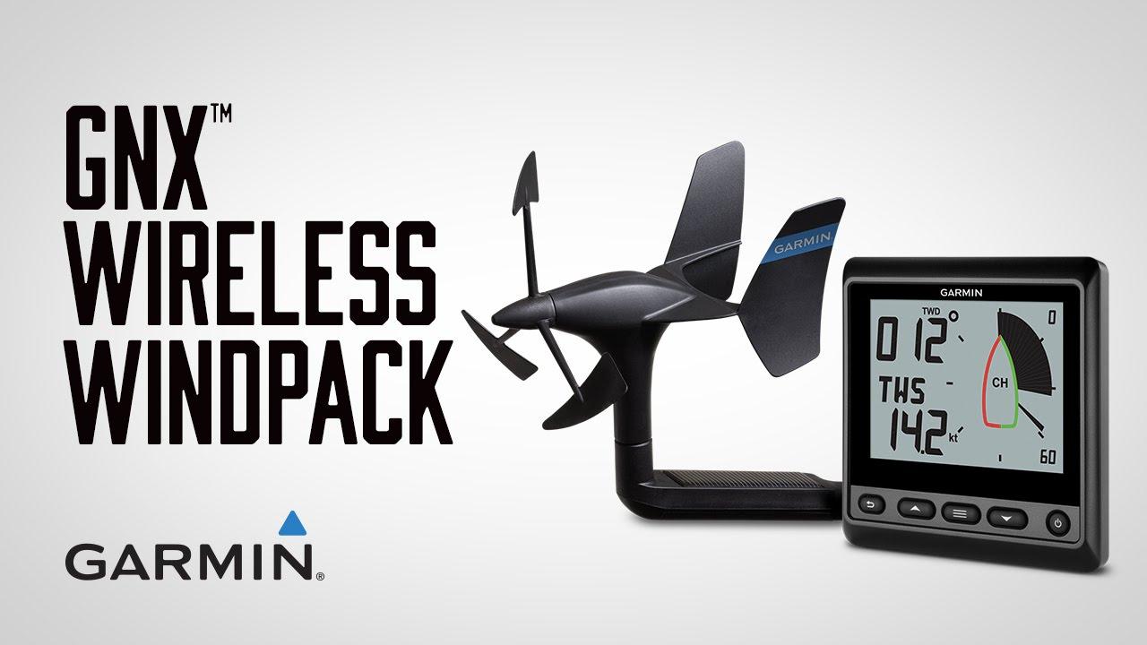 Garmin GNX Wireless Wind Pack