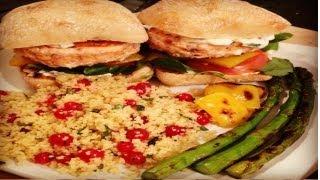 Salmon Burgers - Myvirginkitchen