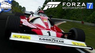 Forza motorsport 7 #28 - der sturm der grünen hölle - let's play forza motorsport 7