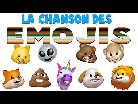 LES ANIMOJIS - LA CHANSON DES EMOJIS