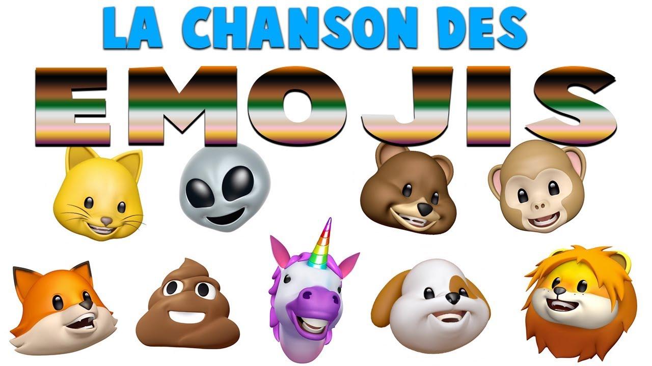 Les Animojis La Chanson Des Emojis Youtube