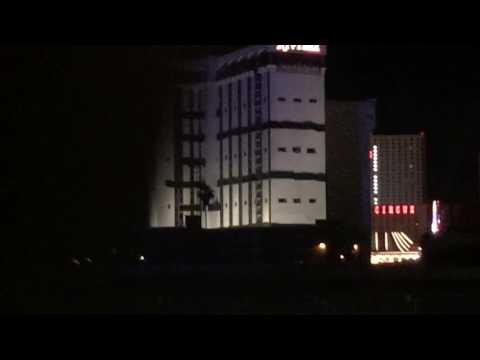 Implosion of Riviera Hotel and Casino Las Vegas 6/14/16