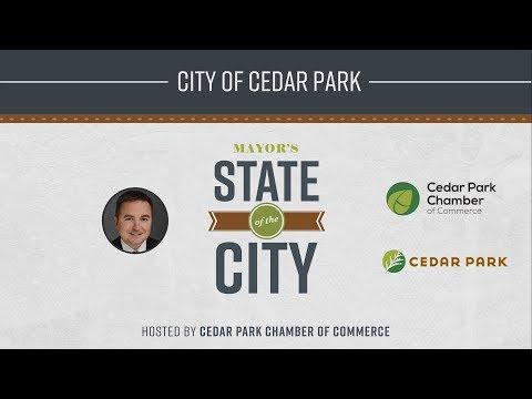 State of the City with Mayor Matt Powell