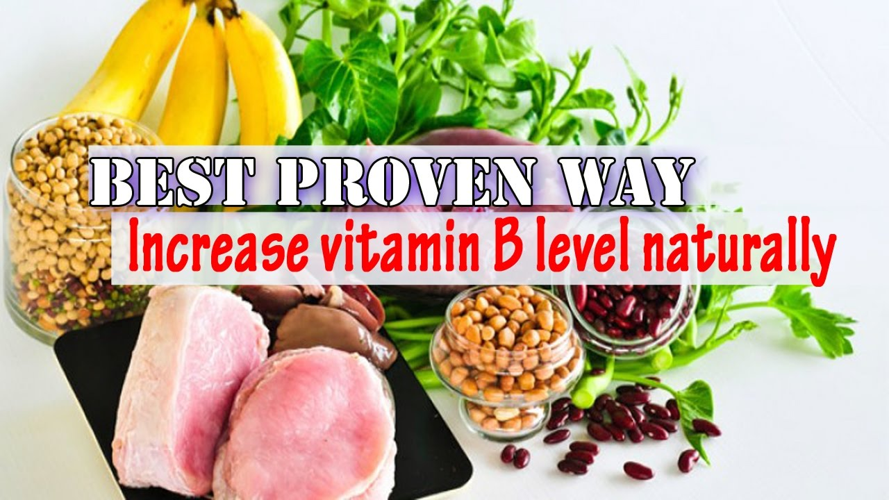 How To Get Vitamin B Naturally