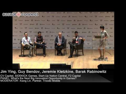 What's the Next Big Innovation Opportunity in Games? | PANEL