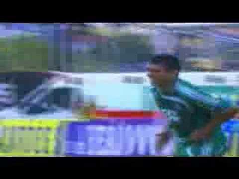 Bragantino 2x5 Palmeiras - Paulistão 2008