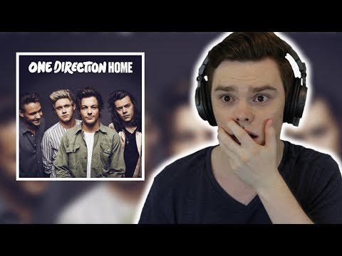 NEVER Listened to HOME - ONE DIRECTION | Reaction