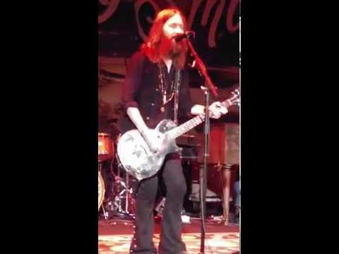 Blackberry Smoke- Restless, Live from The Shed- Maryville, Tn.