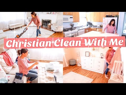 WHOLE HOUSE CLEAN WITH ME || CLEANING MOTIVATION 2019