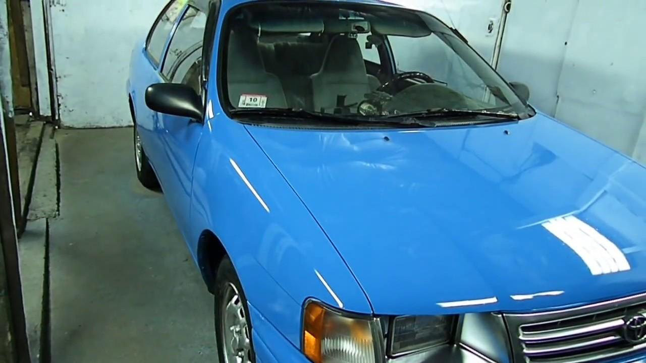 Tremclad Rust Paint Car