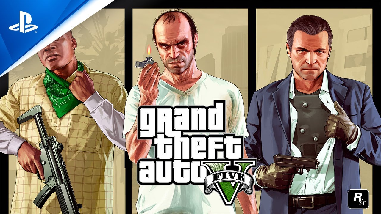 Grand Theft Auto V (2015/RUS/ENG/MULTi11/Repack)
