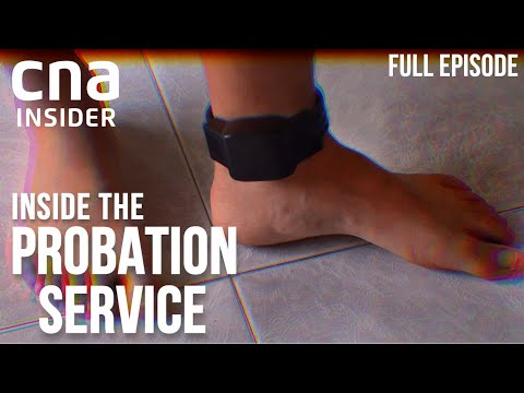 Don't Put Me In Jail: How Young Offenders Become Probationers   Inside The Probation Service   Ep 1