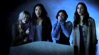 Repeat youtube video Toutes les fins d'épisode de Pretty Little Liars Saison 2 - Partie 1 VF