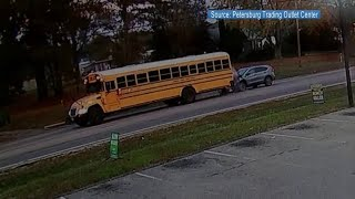 AAA calling for intense vigilance regarding safety around school buses