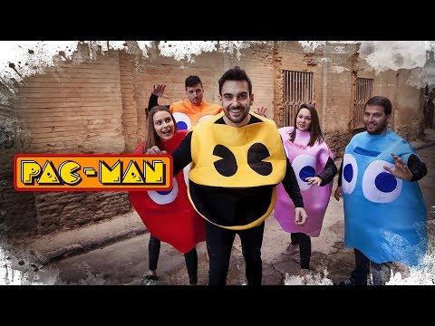 PAC-MAN By Funidelia - Revive El Videojuego Más Clásico