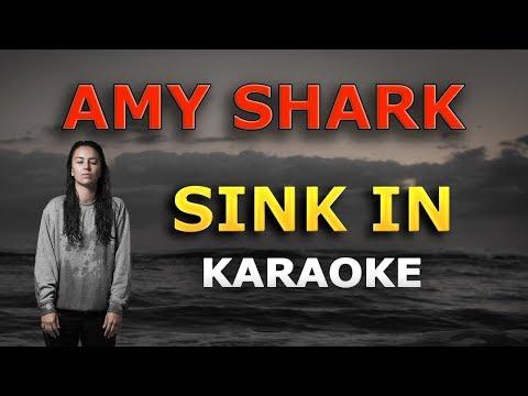 Amy Shark - Sink In LYRICS Karaoke