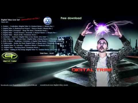 Digital Tribe Live Set  2012 | Free Download