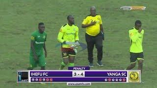 MIKWAJU YA PENATI - IHEFU FC 3-4 YANGA SC: ASFC (30/01/2018)