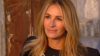 Julia Roberts Admits She Was 'Hurt' When People Slammed Her Looks on Instagram
