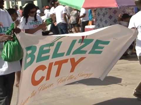 Belize City Gets a New Brand