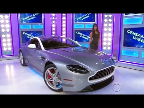 The Price Is Right 2 15 16 Dream Car Week 2016 Day 1 Spelling