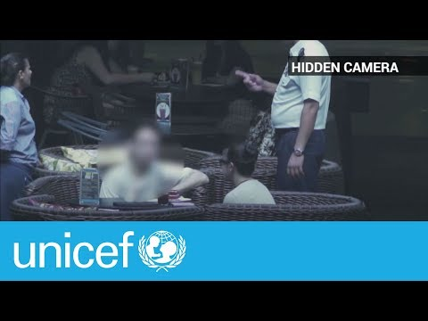 Catching online predators in Malaysia | UNICEF