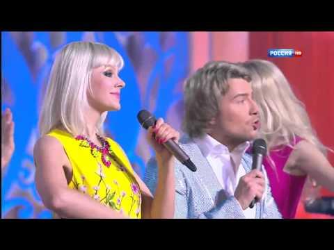 Полностью выступление Н.Баскова и Натали с песней Николай