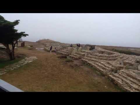Megalith, Bigouden, Finistère, France