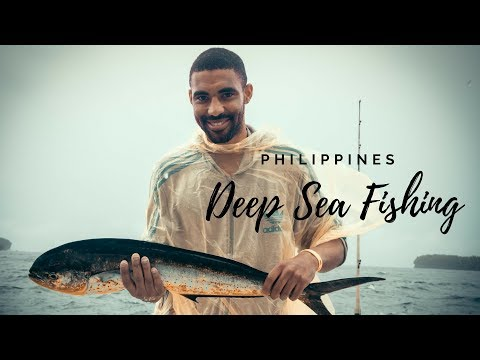 Siargao - Deep Sea Fishing In Philippines
