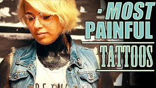 Most Painful Tattoo Artist in the World