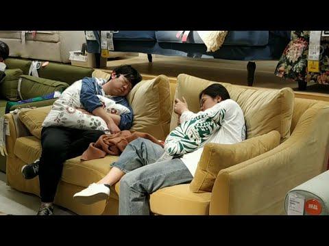 В Китае настоящей национальной бедой стал недосып.