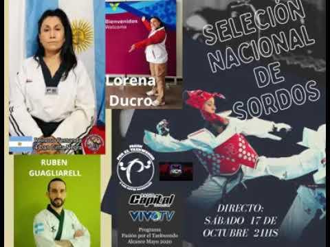 Programa de este Sábado 17 de Octubre. Pasión por el Taekwondo y las Artes Marciales