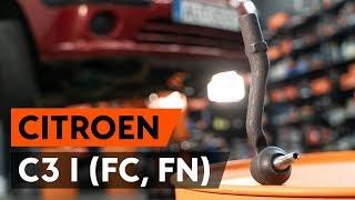 Reparar CITROËN C3 faça-você-mesmo - guia vídeo automóvel