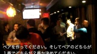 Japanese-English Speed Dating