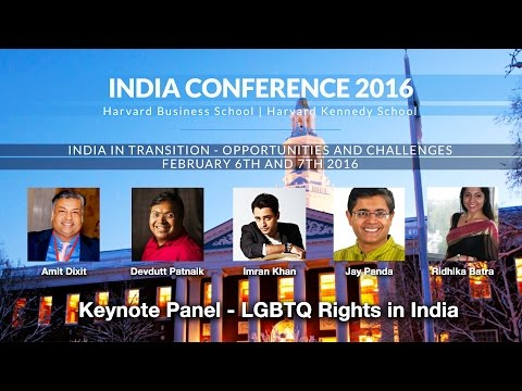 2016 India Conference Panel - LGBTQ Rights