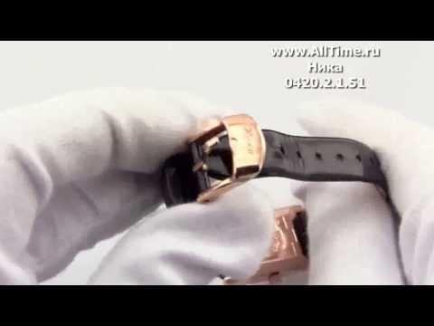 Женские наручные золотые часы Ника 0420.2.1.51
