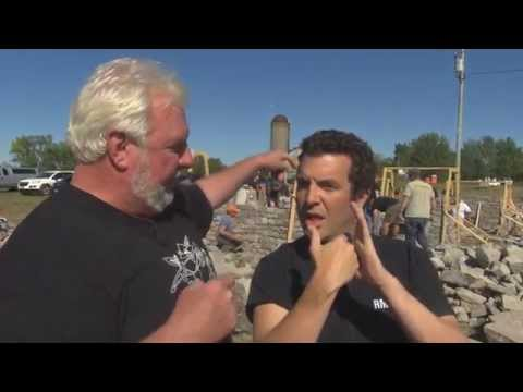 RMR: Rick at the Dry Stone Festival