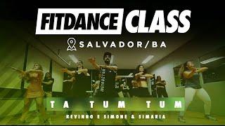 Baixar Ta Tum Tum - Kevinho e Simone & Simaria (Coreografia) - Aula FitDance | FitDance TV