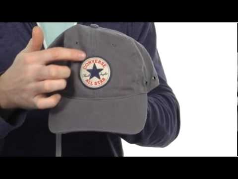 Converse Tip Off Cap SKU  7966482 - YouTube 30f93e70045