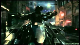 Batman Arkham Knight Gameplay Trailer HD