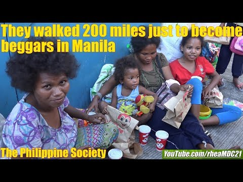 Travel to the Philippines and Help some Beggars and Homeless