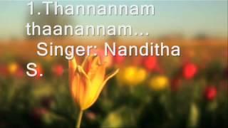 Swapnageethangal 1 with karaoke