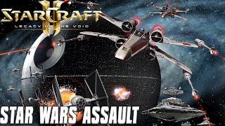 Star Wars Assault - Starcraft 2 Mod