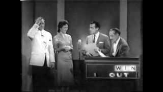 You Bet Your Life #57-05 The Never-ending Quiz Segment (Secret word 'Street', Oct 24, 1957)