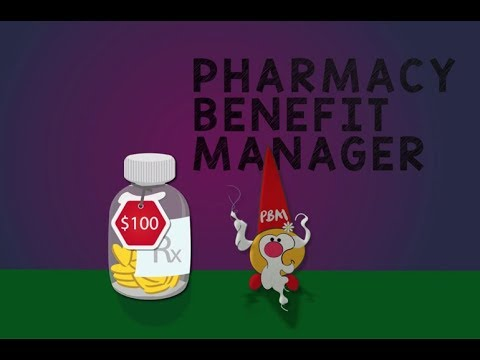 Pharmacy Benefit Managers: Companies In The Thick Of Prescription Drug Pricing