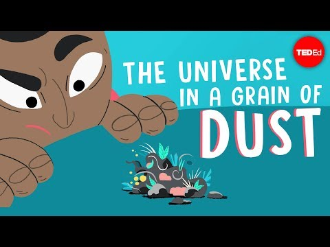 What is dust made of? - Michael Marder