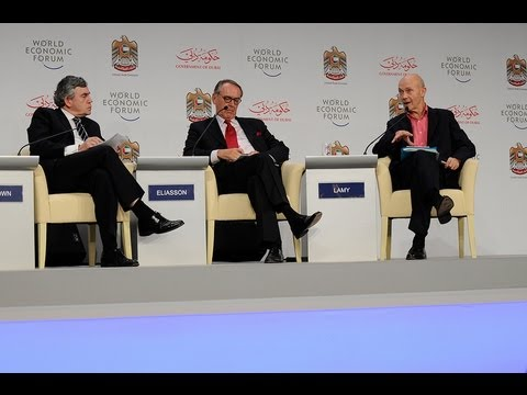 Dubai 2012 - Global Governance Outlook (Arabic)