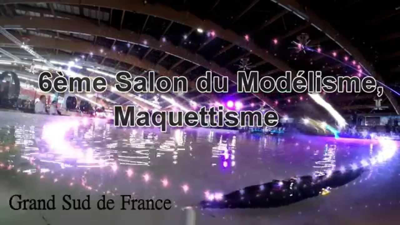 6 me salon du mod lisme maquettisme perpignan 2014 youtube - Salon du taf perpignan ...