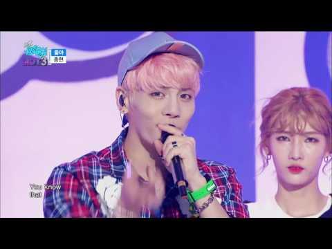 【TVPP】 JongHyun – She Is, 종현(샤이니) - 좋아 @Solo Comeback, Show! Music Core Live