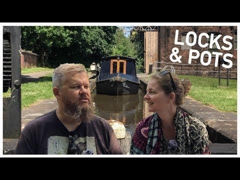 204 - Locks, Pots And Through Stoke-on-Trent